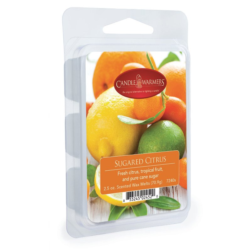 Rc Willey Orem Mall: Sugared Citrus 2.5oz Wax Melt - Candle Warmers