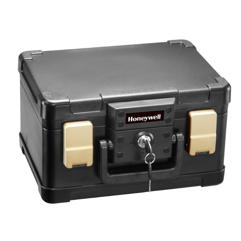 Honeywell 1102 Water Fire Proof Small Personal Safe Rc Willey Furniture