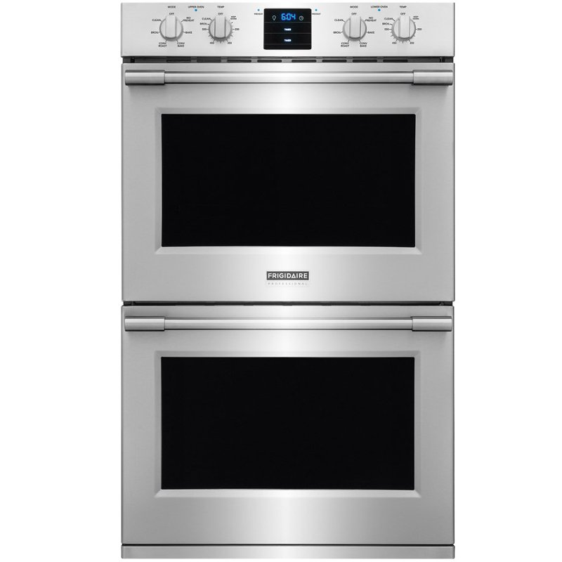 Frigidaire Professional 30 Inch Double Wall Oven 10 2 Cu Ft