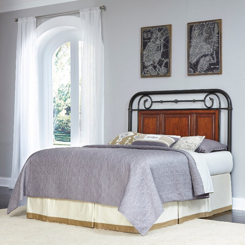 Cherry Queen/Full Headboard - Richmond Hill | RC Willey Furniture Store