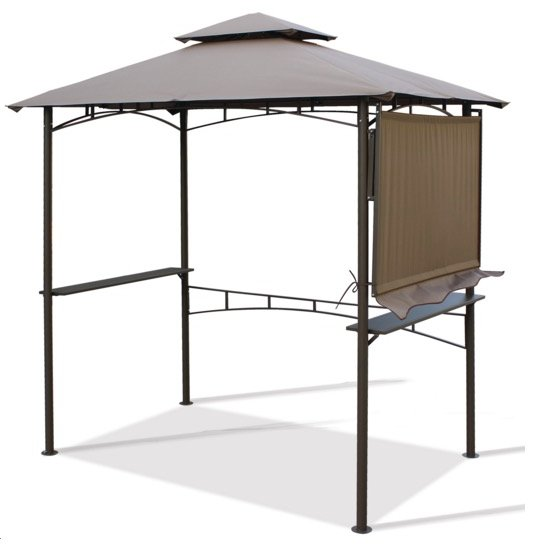 Grill Gazebo with Awning | RC Willey Furniture Store