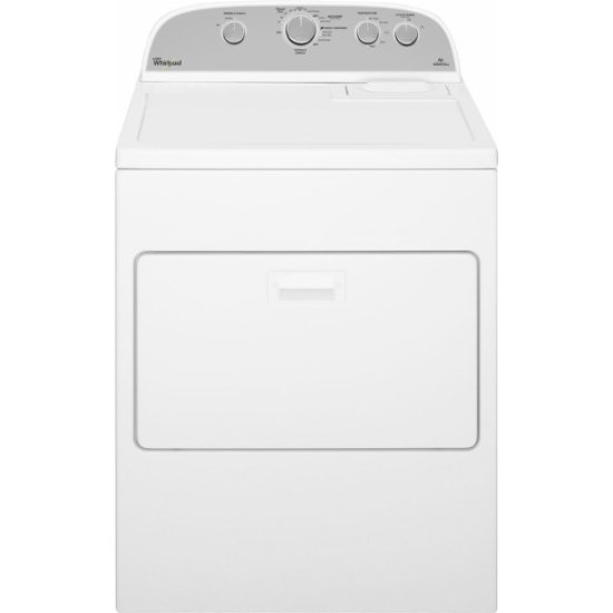 Rc Willey Dryer: Whirlpool White 7.0 Cu. Ft. Electric Dryer