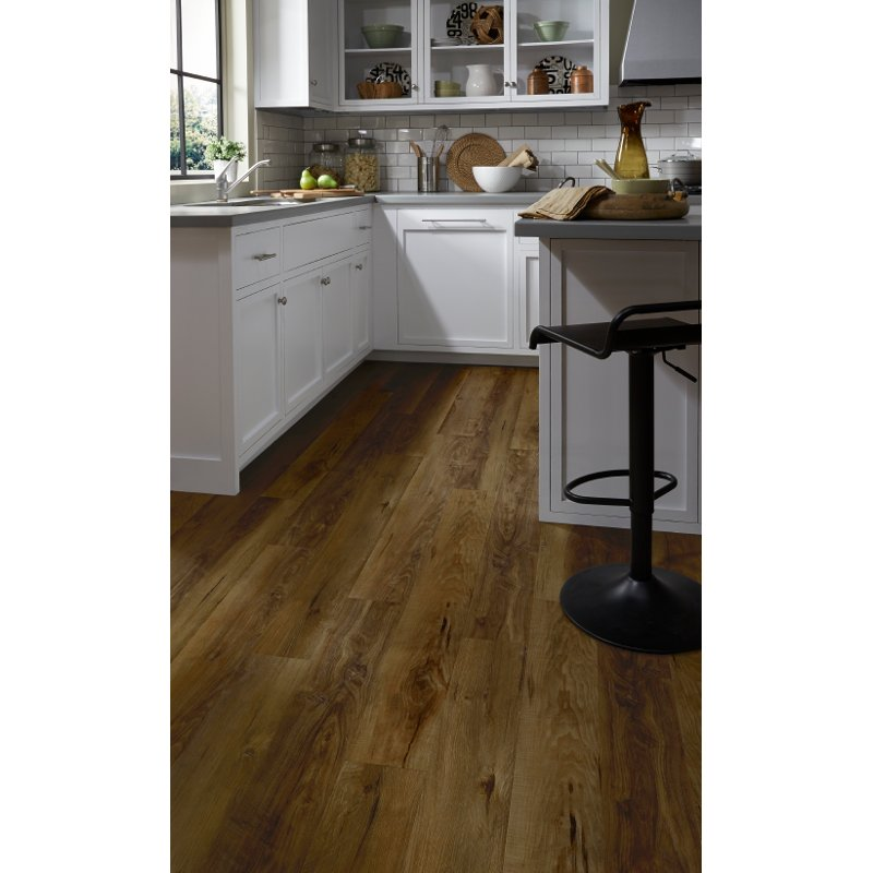 Awe Inspiring Mannington Aduramax Luxury Vinyl Plank Flooring 6 X 48 Inch Home Interior And Landscaping Synyenasavecom