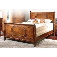 Davis King Sleigh Bed Rc Willey Furniture Store
