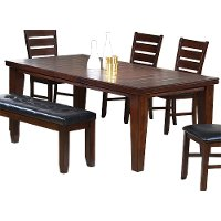2152T-4282TABLE Crown Mark Dining Table