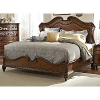 S7057BED50  Marisol  Fairmont Queen Bed