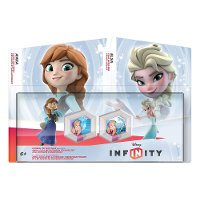 INFINITY-FROZEN-BOX Disney INFINITY Frozen Toy Box Pack - Anna and Elsa