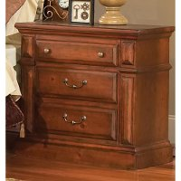 61657-43 Progressive Furniture Nightstand