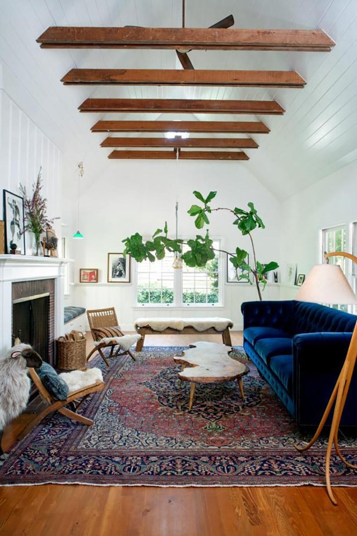 Long Horizontal Lines Can Visually Expand Space Making Rooms Appear Wider Or Longer Lest You Go Overboard Remember That A Room With Too Many Horizontal
