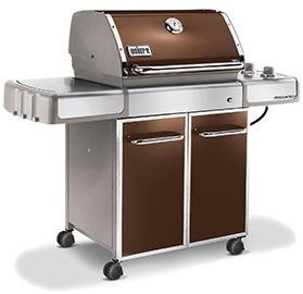 Weber Copper Grill