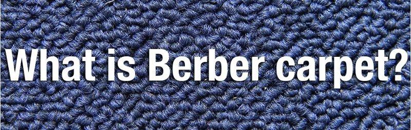 What Is Berber Carpet