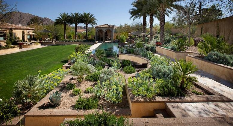 What is xeriscaping rc willey blog for Xeriscaped backyard design
