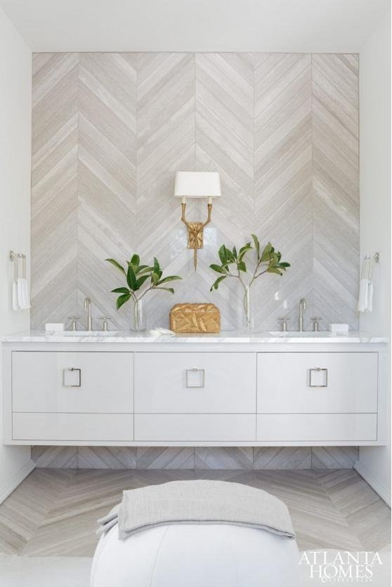 Trend Alert: Mad About Tile