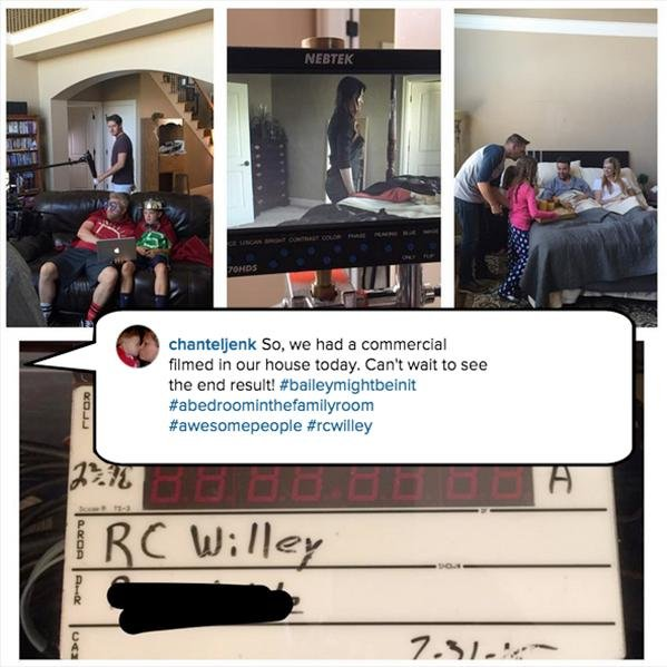 Instagram RC Willey
