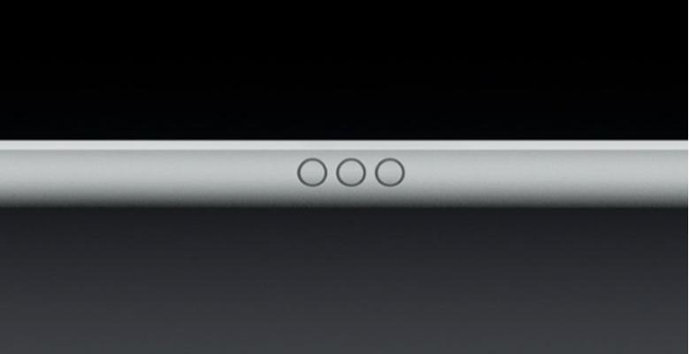 apple iPad pro connector