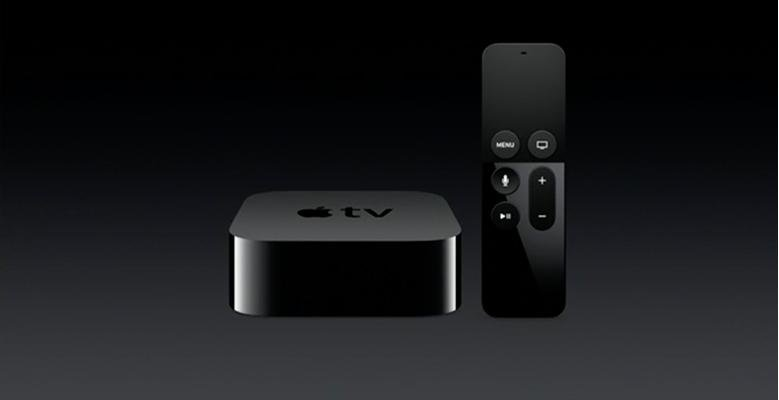 New Apple TV Remote