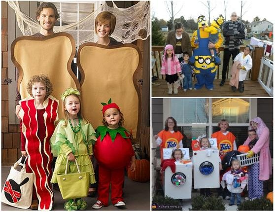 HELP! Family Halloween Costume Ideas....... | RC Willey Blog