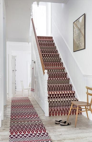 cool stair runner