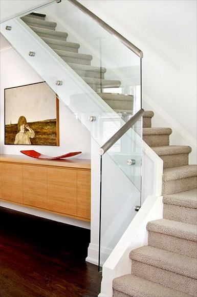 modern stair carpet