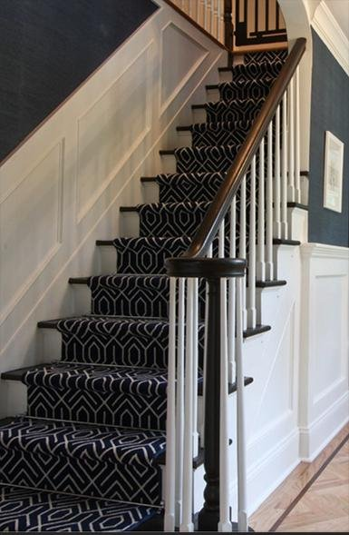 nautical stair case