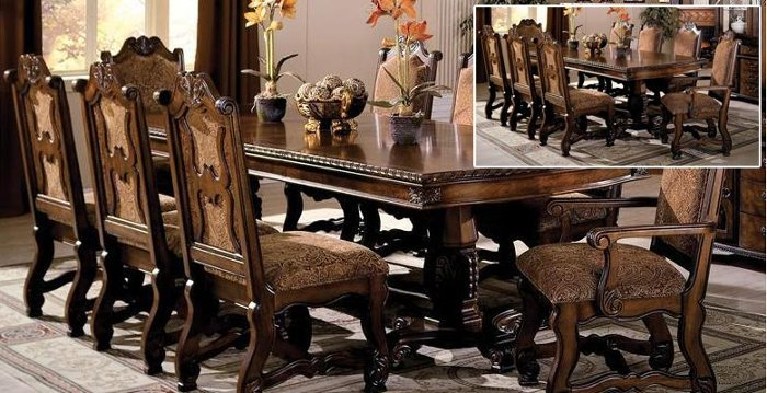 Extra Long Dining Tables For Thanksgiving | Rc Willey Furniture Store