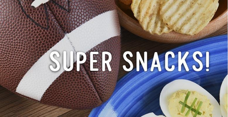 best super bowl snacks