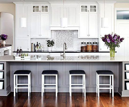 Trend Alert: Two Toned Kitchen Cabinets   RC Willey Blog