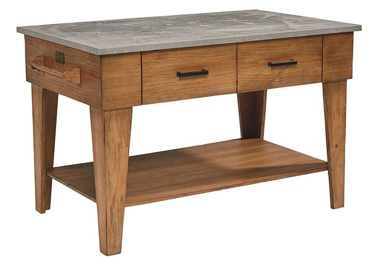 Magnolia Home Kitchen Island