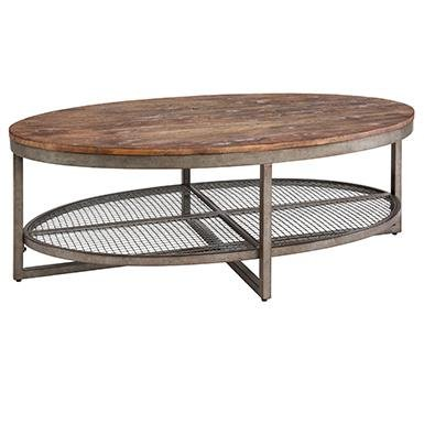 rustic coffee table at rc willey