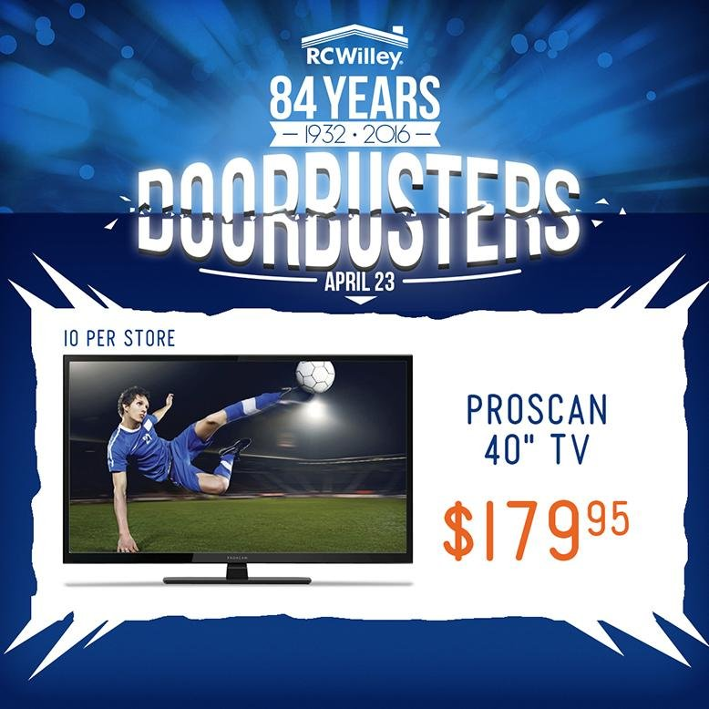 tv doorbuster square