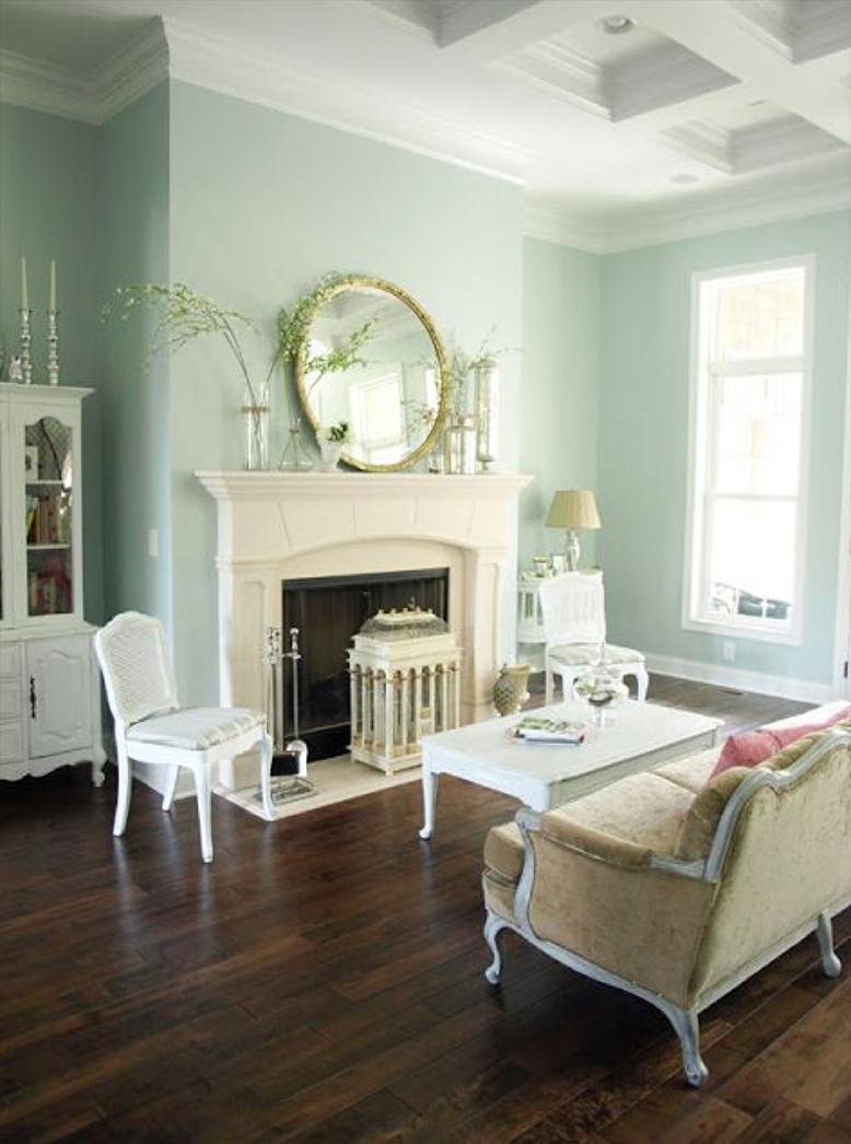 seafood living room paint ideas