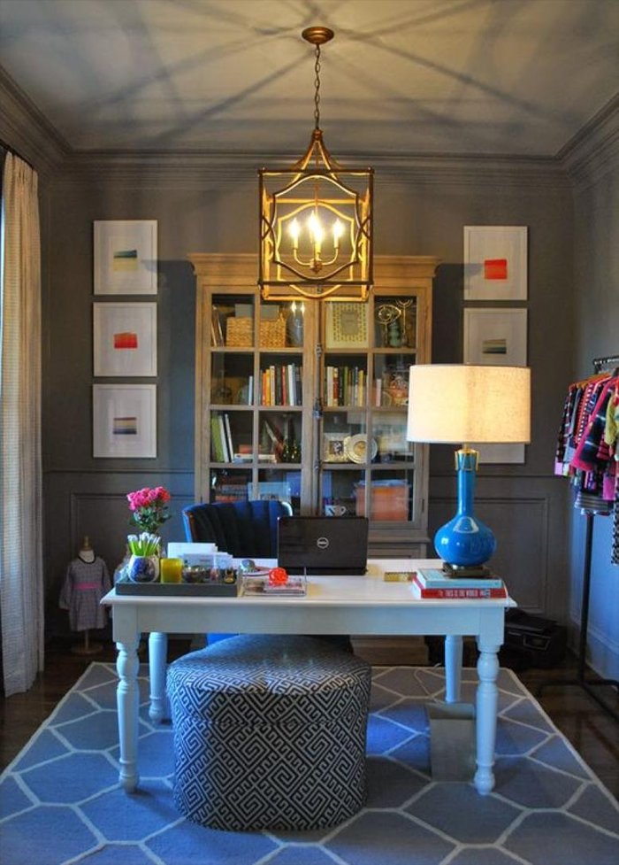 Beautiful Home Office small home office ideas | rc willey blog