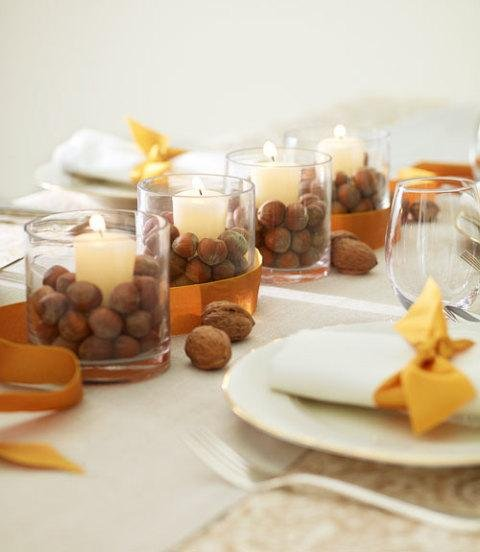 Nuts and Candles