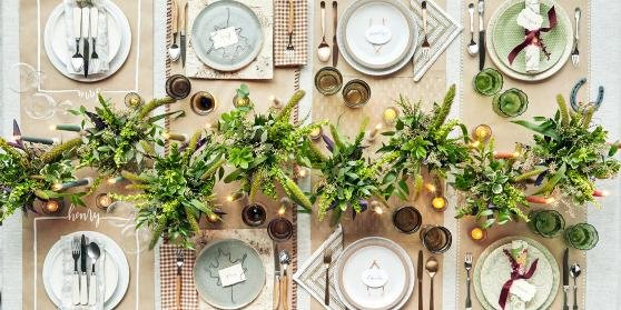 Table Greenery