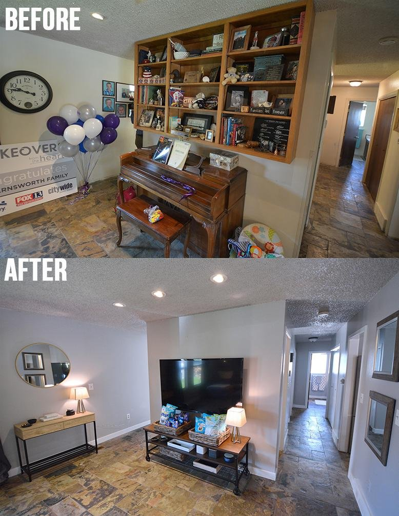 tv room makeover