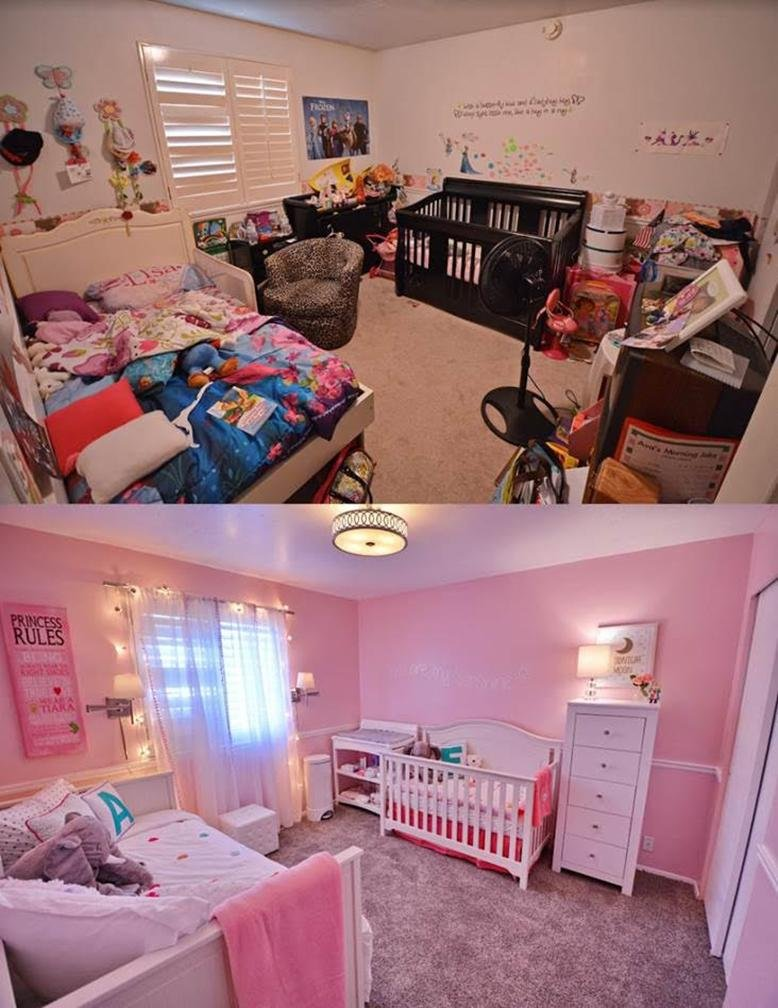 kids room makeover