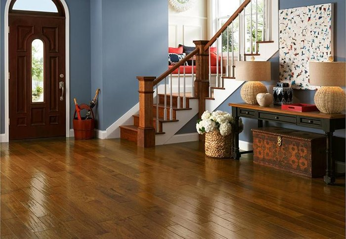 Gentil Pros: Hardwood Floors Are One Of The Most Sought After Amenities In A Home.  If Youu0027re Planning On Selling Your House, Hardwood Floors Can Increase The  ...