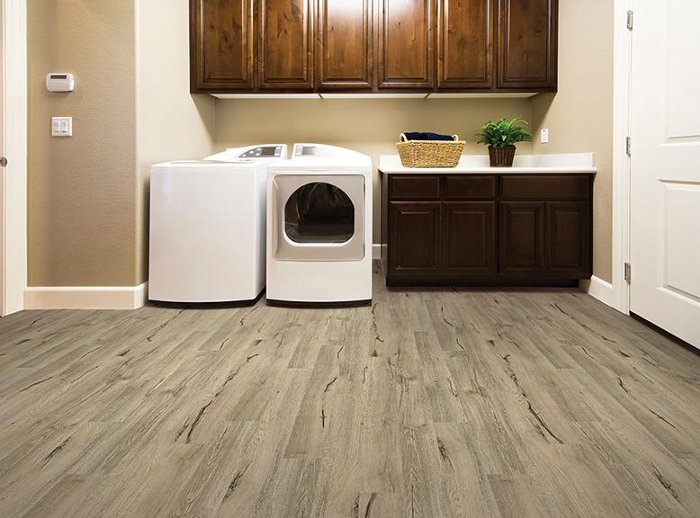 pros vinyl is one of the least expensive flooring options there are a range of designs to pick from and it is an extremely low maintenance floor