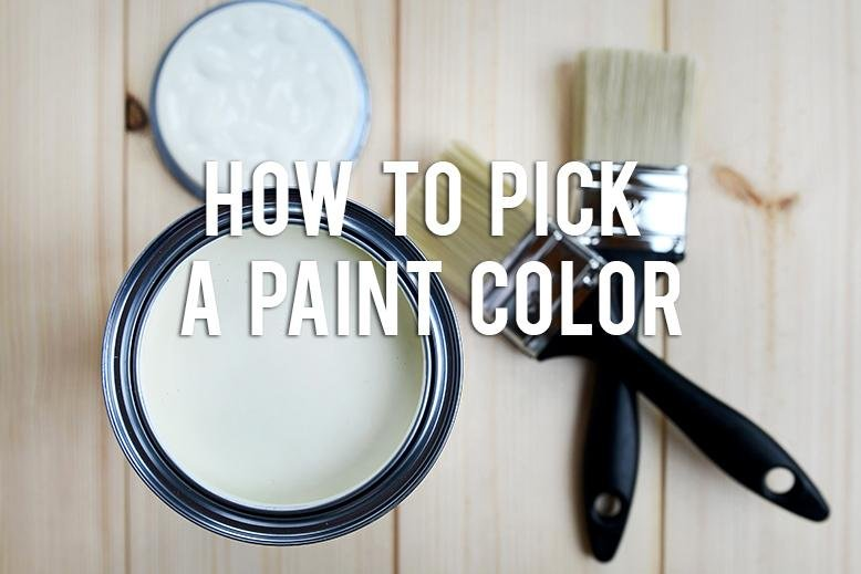 pick a paint color