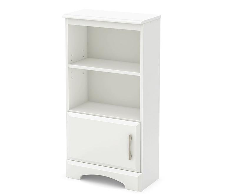 bookshelf nightstand