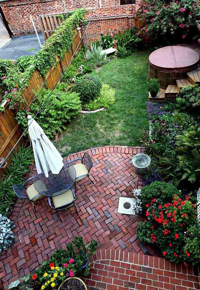 Small backyard landscaping ideas rc willey blog for Landscaping ideas for small areas
