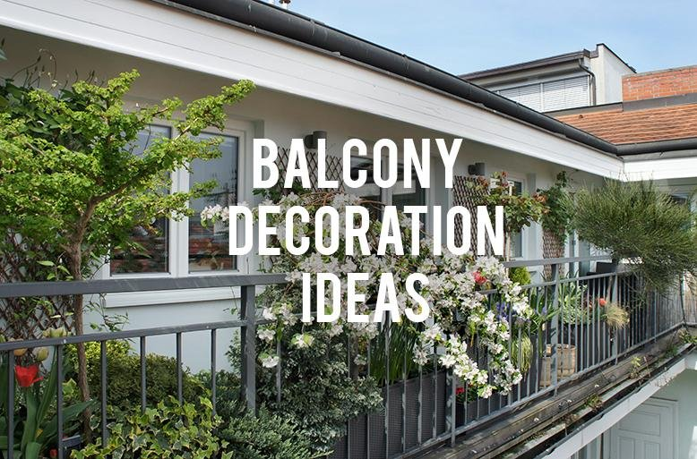 Balcony Decoration Ideas RC Willey Blog