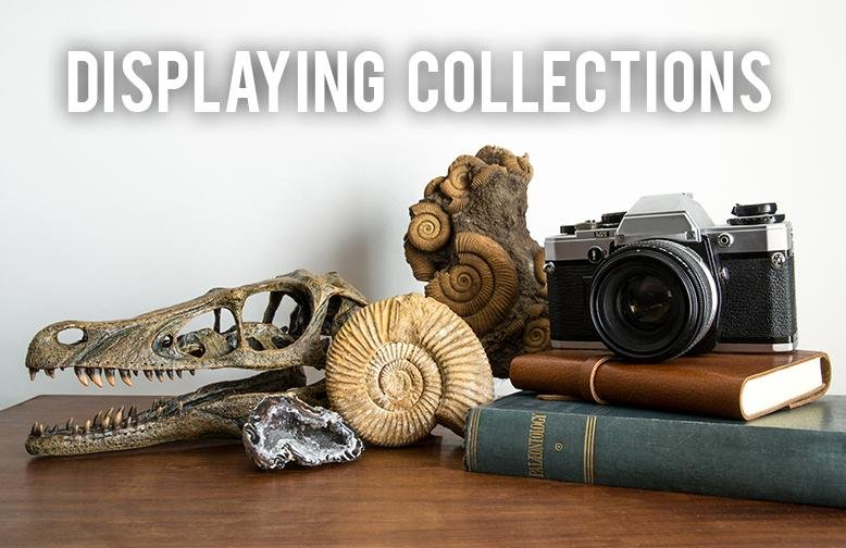 displaying collections