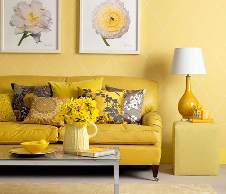 ... Monochromatic Color Schemes · Yellow Room ... Part 43
