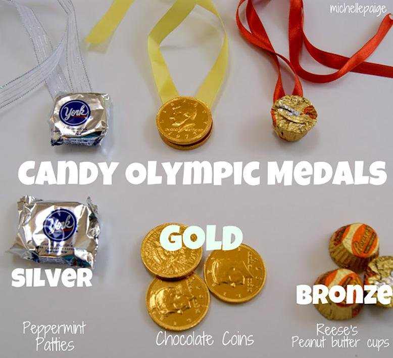 candy olympics