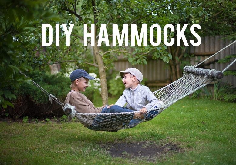get ready to kick up your feet and swing in your own diy hammock this summer  if you have the creative bug and find more satisfaction out of something     diy hammock   rc willey blog  rh   rcwilley