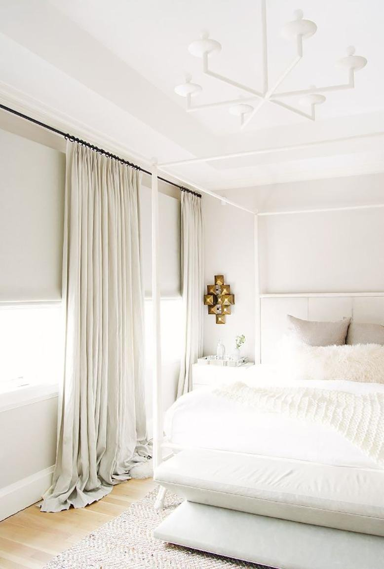 all white bedrooms rc willey blog. Black Bedroom Furniture Sets. Home Design Ideas