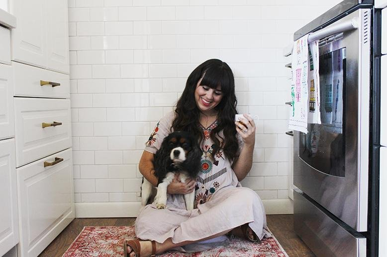 at home with ashley dogs