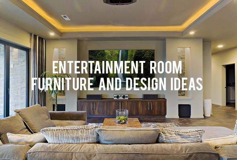 Entertainment Room Ideas entertainment room furniture and design ideas | rc willey blog