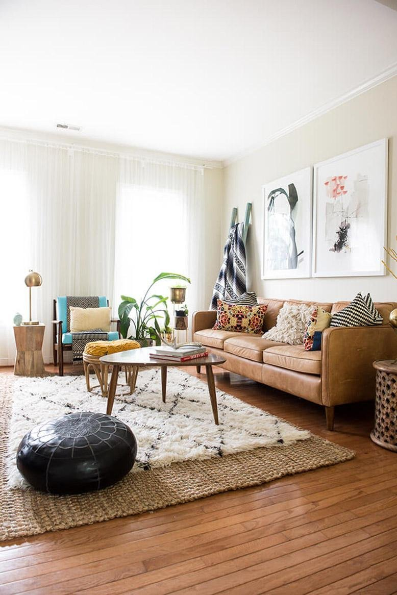 Layering Rugs | RC Willey Blog